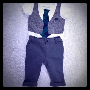👶🤵Adorable Baby Boy Suit Set🤵👶
